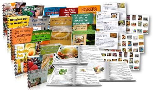 Product picture Health and Diet plr Bundle