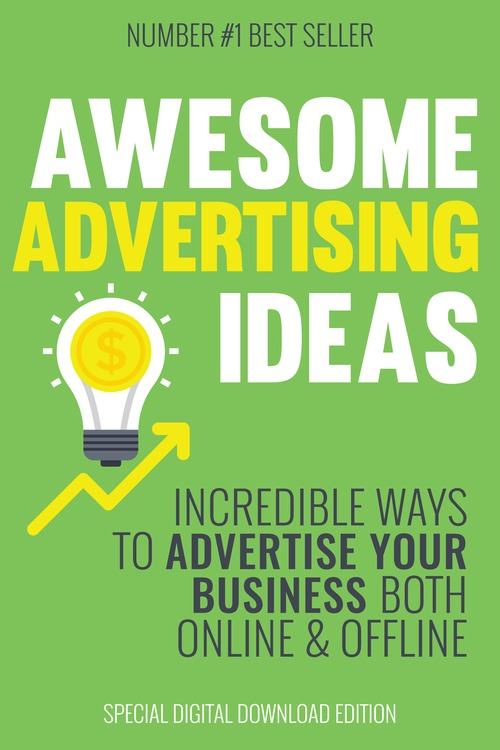 Product picture Awesome Advertisement Ideas plr ebook
