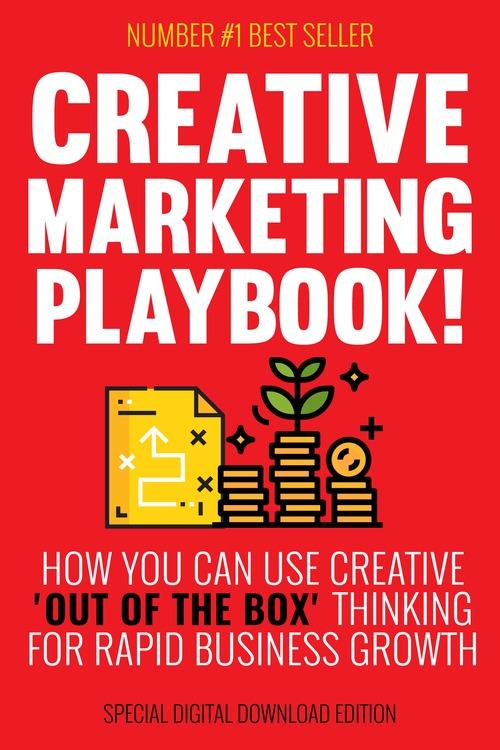 Product picture Creative marketing plr ebook