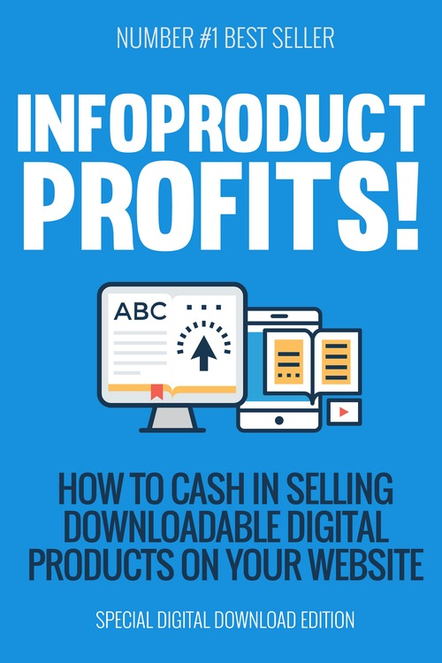 Product picture Information Products Profits plr ebook