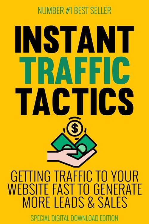 Product picture Instant internet traffic plr ebook