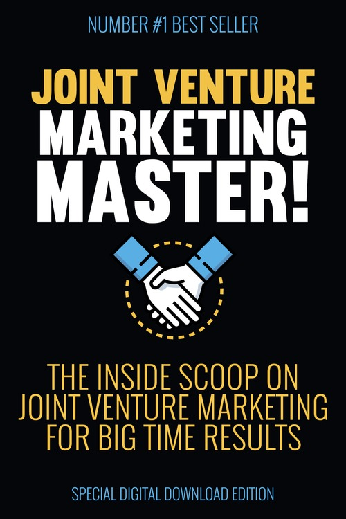 Product picture Joint Venture Marketing plr ebook