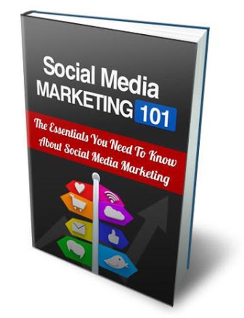 Product picture Social Media Marketing 101 plr ebook